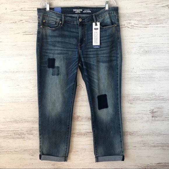 f09d7e80 Denizen from Levi's Jeans | Nwt Denizen By Levis Modern Slim Cuffed ...